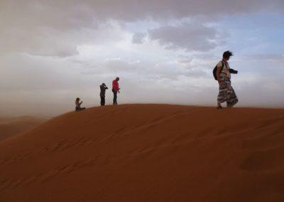 Mahmid, stage aquarelle et carnet de voyage au Maroc avec François Beaumont