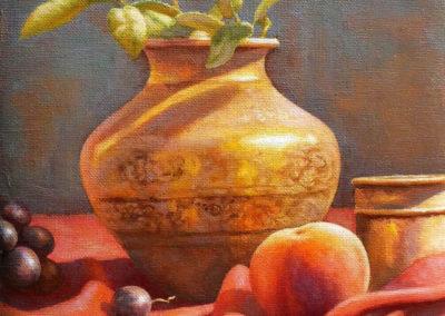 """Démo """"Bronze et fruits"""""""