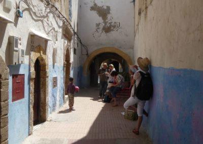 Essaouira stage aquarelle et carnet de voyage au Maroc avec François Beaumont