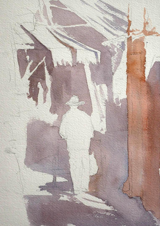 stages de peinture Molines et Novel